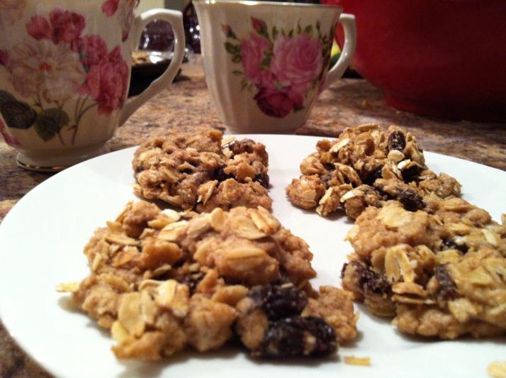 Quaker Oats Vanishing Oatmeal Raisin Cookies