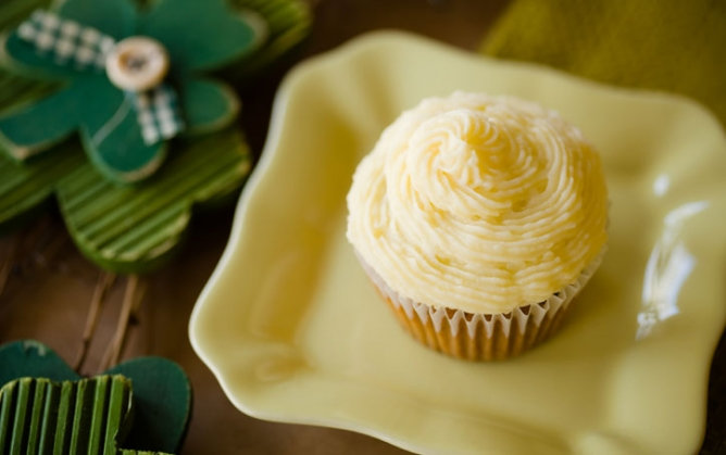 Sweet Potato Rosemary Cupcakes (Paula Deen)